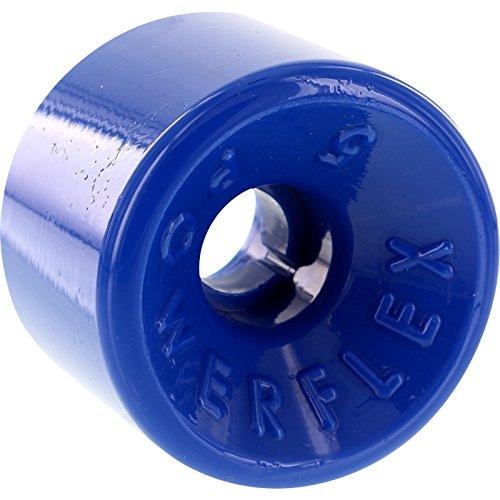 ウィール タイヤ スケボー スケートボード 海外モデル Powerflex 5 63mm 88a Blue Longboard Wheels (Set of 4)ウィール タイヤ スケボー スケートボード 海外モデル
