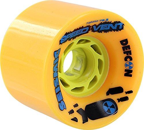 ウィール タイヤ スケボー スケートボード 海外モデル Seismic Speed Vent 73mm Longboard Skate Wheels ~Set of 4~ウィール タイヤ スケボー スケートボード 海外モデル
