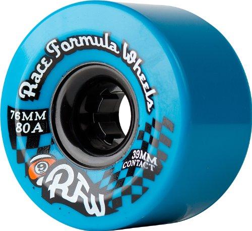 ウィール タイヤ スケボー スケートボード 海外モデル 76R804 Sector 9 Race Formula Skateboard Wheel, Blue, 76mm 80Aウィール タイヤ スケボー スケートボード 海外モデル 76R804