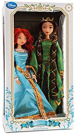 メリダとおそろしの森 メリダ ブレイブ ディズニープリンセス 【送料無料】Disney / Pixar BRAVE Movie Exclusive 17 Inch Doll Set Merida & Queen Elinorメリダとおそろしの森 メリダ ブレイブ ディズニープリンセス