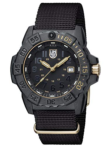 ルミノックス アメリカ海軍SEAL部隊 ミリタリーウォッチ 腕時計 メンズ 【送料無料】Luminox 3500 Series Limited/Numbered Edition Gold Mens Watch Set 3501.Gold.Setルミノックス アメリカ海軍SEAL部隊 ミリタリーウォッチ 腕時計 メンズ