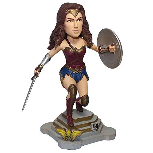 ボブルヘッド バブルヘッド 首振り人形 ボビンヘッド BOBBLEHEAD 【送料無料】FOCO Justice League Character Bobble, Wonder Womanボブルヘッド バブルヘッド 首振り人形 ボビンヘッド BOBBLEHEAD