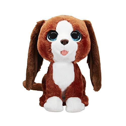 ファーリアルフレンズ ぬいぐるみ 動く 鳴く お世話 【送料無料】FurReal Howlin' Howie Interactive Plush Pet Toy, 25+ Sound-&-Motion Combinations, Ages 4 & Upファーリアルフレンズ ぬいぐるみ 動く 鳴く お世話