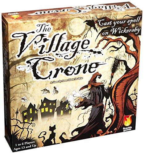 ボードゲーム 英語 アメリカ 海外ゲーム 【送料無料】Fireside Games Village Crone Board Game - Board Games for Adultsボードゲーム 英語 アメリカ 海外ゲーム
