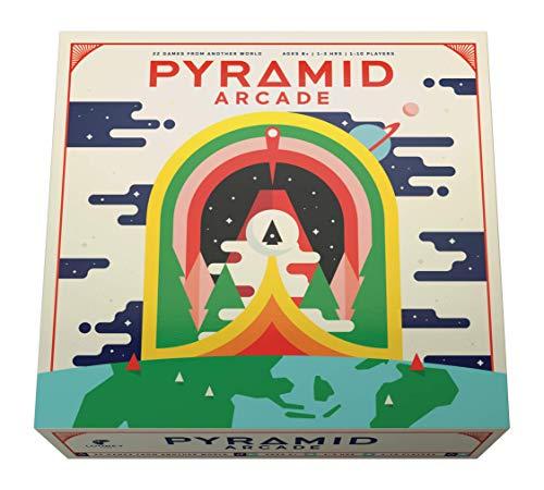 ボードゲーム 英語 アメリカ 海外ゲーム 【送料無料】Pyramid Arcade Board Gameボードゲーム 英語 アメリカ 海外ゲーム
