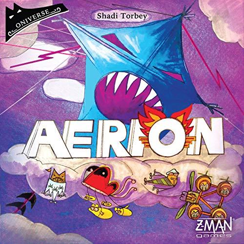 ボードゲーム 英語 アメリカ 海外ゲーム Z-Man Games Aerionボードゲーム 英語 アメリカ 海外ゲーム