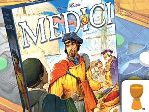 ボードゲーム 英語 アメリカ 海外ゲーム 【送料無料】Medici Gameボードゲーム 英語 アメリカ 海外ゲーム