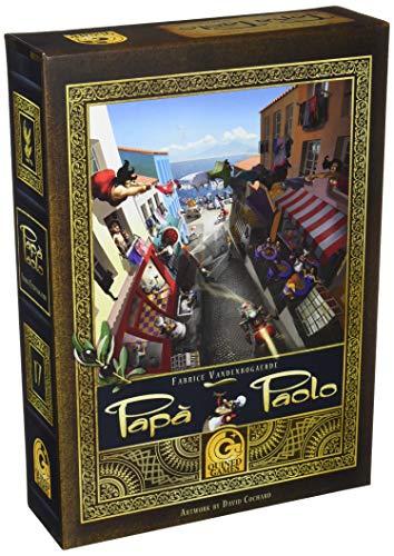 ボードゲーム 英語 アメリカ 海外ゲーム 【送料無料】Pap?? Paolo Board Gameボードゲーム 英語 アメリカ 海外ゲーム