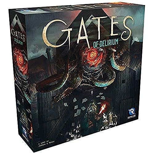 ボードゲーム 英語 アメリカ 海外ゲーム 【送料無料】Gates of Deliriumボードゲーム 英語 アメリカ 海外ゲーム