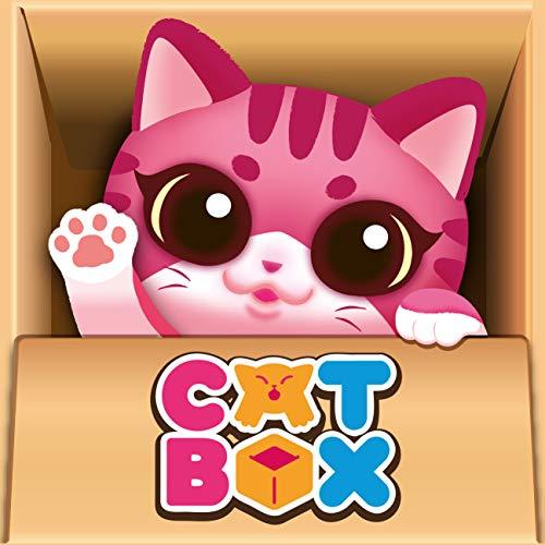 ボードゲーム 英語 アメリカ 海外ゲーム Cat Box Game Board Gameボードゲーム 英語 アメリカ 海外ゲーム
