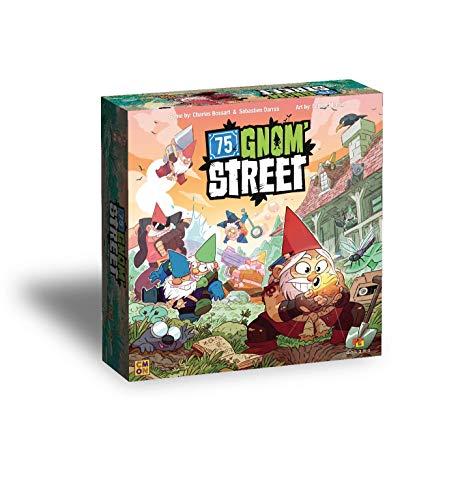 ボードゲーム 英語 アメリカ 海外ゲーム CMON 75 Gnom' Street Board Gameボードゲーム 英語 アメリカ 海外ゲーム