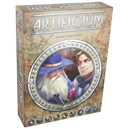 ボードゲーム 英語 アメリカ 海外ゲーム 【送料無料】Asmodee Artificium Board Gameボードゲーム 英語 アメリカ 海外ゲーム