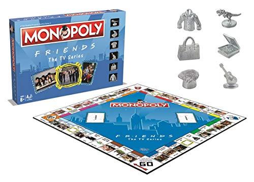 ボードゲーム 英語 アメリカ 海外ゲーム 【送料無料】Friends Monopolyボードゲーム 英語 アメリカ 海外ゲーム