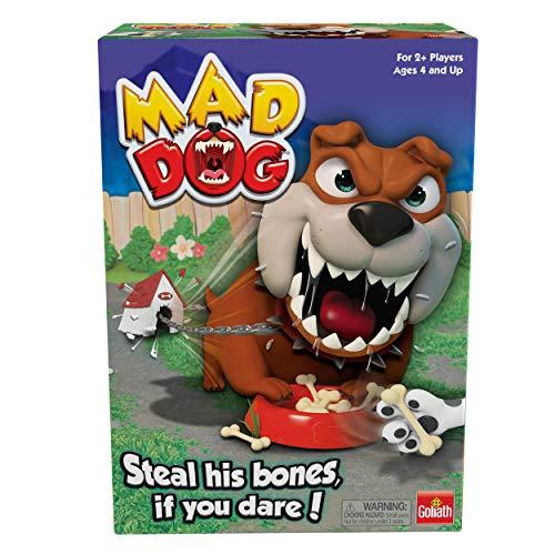 ボードゲーム 英語 アメリカ 海外ゲーム 【送料無料】Mad Dog Game by Goliath - Steal His Bones If You Dare - But Don't Wake Him Upボードゲーム 英語 アメリカ 海外ゲーム