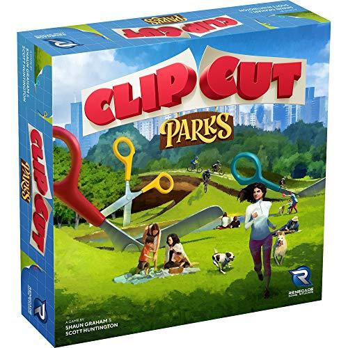 ボードゲーム 英語 アメリカ 海外ゲーム 【送料無料】Renegade Game Studios Clipcut Parksボードゲーム 英語 アメリカ 海外ゲーム