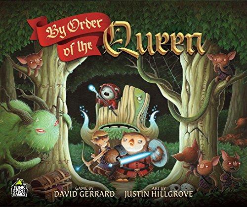 ボードゲーム 英語 アメリカ 海外ゲーム 【送料無料】Junk Spirit Games Order of The Queen Board Gamesボードゲーム 英語 アメリカ 海外ゲーム