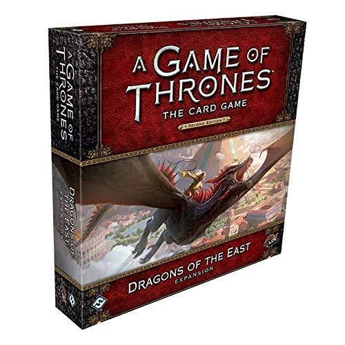 ボードゲーム 英語 アメリカ 海外ゲーム 【送料無料】Game of Thrones LCG 2ND Ed: Dragons of The East Delボードゲーム 英語 アメリカ 海外ゲーム