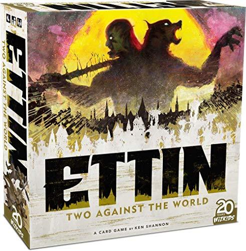 ボードゲーム 英語 アメリカ 海外ゲーム 【送料無料】WizKids Ettinボードゲーム 英語 アメリカ 海外ゲーム