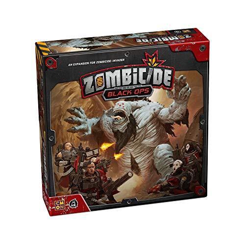 ボードゲーム 英語 アメリカ 海外ゲーム 【送料無料】CMON ZCS002 Zombicide: Black Opsボードゲーム 英語 アメリカ 海外ゲーム