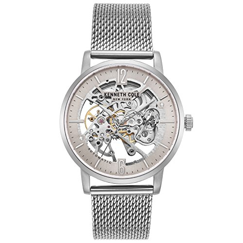ケネスコール・ニューヨーク Kenneth Cole New York 腕時計 メンズ 【送料無料】Kenneth Cole New York Automatic Watch (Model: KC50054006)ケネスコール・ニューヨーク Kenneth Cole New York 腕時計 メンズ