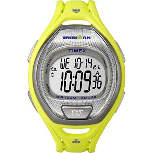 腕時計 タイメックス レディース 【送料無料】Timex Ironman 50-Lap Mid Size Sleek Premium Pink One Size腕時計 タイメックス レディース