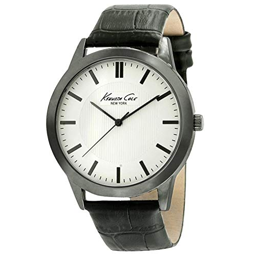 腕時計 ケネスコール・ニューヨーク Kenneth Cole New York メンズ 【送料無料】Kenneth Cole New York Men's Quartz Stainless-Steel Case Stainless Steel Strap Black Casual,(Model:KC151140腕時計 ケネスコール・ニューヨーク Kenneth Cole New York メンズ