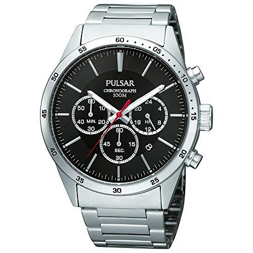 パルサー SEIKO セイコー 腕時計 メンズ 【送料無料】Pulsar Uhren Men's Quartz Watch Modern PT3005X1 with Metal Strapパルサー SEIKO セイコー 腕時計 メンズ