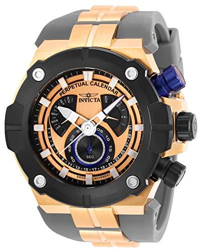 インヴィクタ インビクタ 腕時計 メンズ 【送料無料】Invicta Men's Sea Hunter Stainless Steel Quartz Watch with Silicone Strap, Grey, 31 (Model: 29955)インヴィクタ インビクタ 腕時計 メンズ
