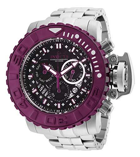 インヴィクタ インビクタ 腕時計 メンズ 【送料無料】Invicta Men's Sea Hunter Quartz Watch with Stainless Steel Strap, Silver, 30 (Model: 27368)インヴィクタ インビクタ 腕時計 メンズ