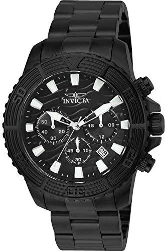 インヴィクタ インビクタ 腕時計 メンズ 【送料無料】Invicta 24005 Mens Pro Diver Quartz Multifunction Black Dial Watch with Black Toneインヴィクタ インビクタ 腕時計 メンズ