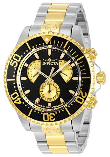インヴィクタ インビクタ 腕時計 メンズ 【送料無料】Invicta Men's Pro Diver Quartz Watch with Stainless Steel Strap, Two Tone, 22 (Model: 29972)インヴィクタ インビクタ 腕時計 メンズ