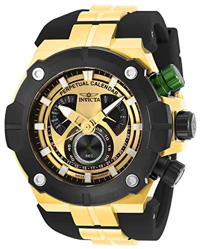 インヴィクタ インビクタ 腕時計 メンズ 【送料無料】Invicta Men's Sea Hunter Stainless Steel Quartz Watch with Silicone Strap, Black, 31 (Model: 29953)インヴィクタ インビクタ 腕時計 メンズ