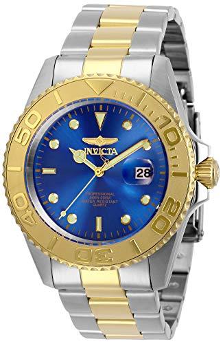 インヴィクタ インビクタ 腕時計 メンズ 【送料無料】Invicta Men's Pro Diver Quartz Watch with Stainless Steel Strap, Two Tone, 22 (Model: 29949)インヴィクタ インビクタ 腕時計 メンズ