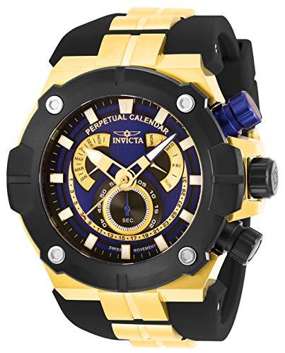 インヴィクタ インビクタ 腕時計 メンズ 【送料無料】Invicta Men's Sea Hunter Stainless Steel Quartz Watch with Silicone Strap, Black, 31 (Model: 29954)インヴィクタ インビクタ 腕時計 メンズ