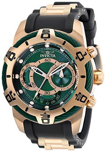 インヴィクタ インビクタ 腕時計 メンズ 【送料無料】Invicta Men's Bolt Stainless Steel Quartz Watch with Silicone Strap, Two Tone, 24 (Model: 29069)インヴィクタ インビクタ 腕時計 メンズ