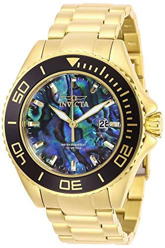 インヴィクタ インビクタ 腕時計 メンズ 【送料無料】Invicta Men's Pro Diver Quartz Watch with Stainless Steel Strap, Gold, 22 (Model: 28751)インヴィクタ インビクタ 腕時計 メンズ