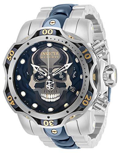 インヴィクタ インビクタ 腕時計 メンズ 【送料無料】Invicta Reserve Gen III Skull Chronograph Quartz Men's Watch 30351インヴィクタ インビクタ 腕時計 メンズ