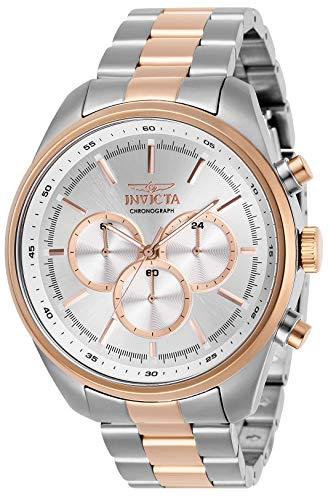 インヴィクタ インビクタ 腕時計 メンズ 【送料無料】Invicta Men's Specialty Quartz Watch with Stainless Steel Strap, Two Tone, 22 (Model: 29167)インヴィクタ インビクタ 腕時計 メンズ