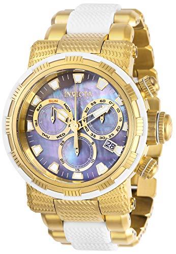 インヴィクタ インビクタ 腕時計 メンズ 【送料無料】Invicta Men's Specialty Stainless Steel Quartz Watch with Polyurethane Strap, Gold, 30 (Model: 28797)インヴィクタ インビクタ 腕時計 メンズ