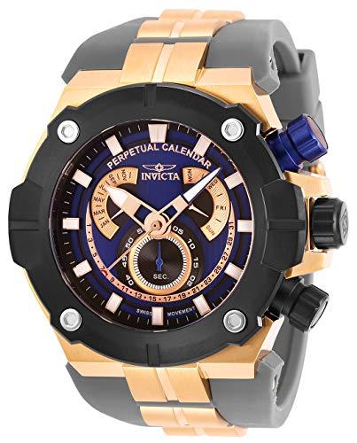 インヴィクタ インビクタ 腕時計 メンズ 【送料無料】Invicta Men's Sea Hunter Stainless Steel Quartz Watch with Silicone Strap, Grey, 31 (Model: 29956)インヴィクタ インビクタ 腕時計 メンズ