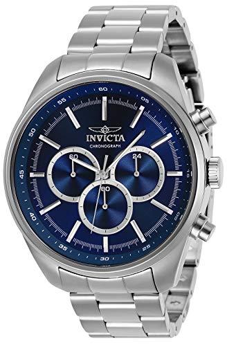 インヴィクタ インビクタ 腕時計 メンズ 【送料無料】Invicta Men's Specialty Quartz Watch with Stainless Steel Strap, Silver, 22 (Model: 29164)インヴィクタ インビクタ 腕時計 メンズ