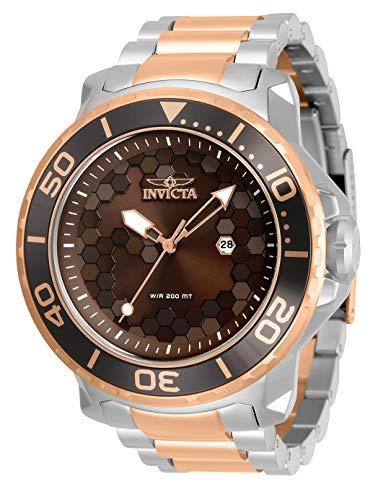 インヴィクタ インビクタ 腕時計 メンズ 【送料無料】Invicta Men's Pro Diver Quartz Watch with Stainless Steel Strap, Two Tone, 26 (Model: 30566)インヴィクタ インビクタ 腕時計 メンズ