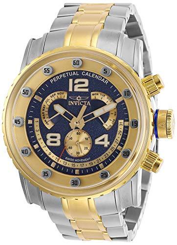 インヴィクタ インビクタ 腕時計 メンズ 【送料無料】Invicta Men's Pro Diver Quartz Watch with Stainless Steel Strap, Two Tone, 24 (Model: 29967)インヴィクタ インビクタ 腕時計 メンズ