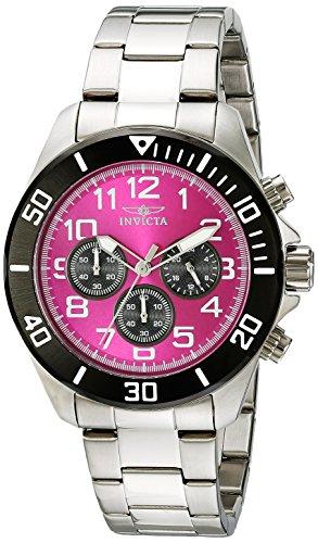 インヴィクタ インビクタ 腕時計 メンズ 【送料無料】Invicta Men's 18219 Pro Diver Analog Display Japanese Quartz Silver Watchインヴィクタ インビクタ 腕時計 メンズ