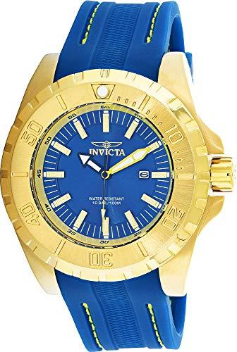 腕時計 インヴィクタ インビクタ メンズ 【送料無料】Invicta Men's 23736 Pro Diver Analog Display Quartz Blue Watch腕時計 インヴィクタ インビクタ メンズ