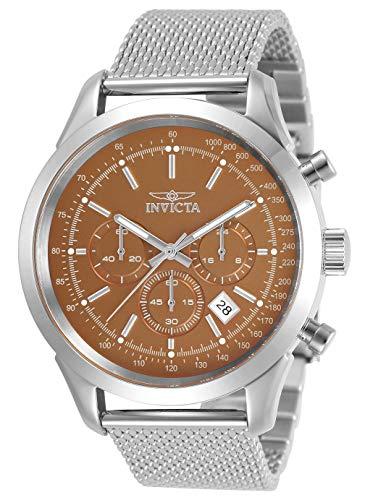 インヴィクタ インビクタ 腕時計 メンズ 【送料無料】Invicta Men's Speedway Quartz Watch with Stainless Steel Strap, Silver, 22 (Model: 31294)インヴィクタ インビクタ 腕時計 メンズ