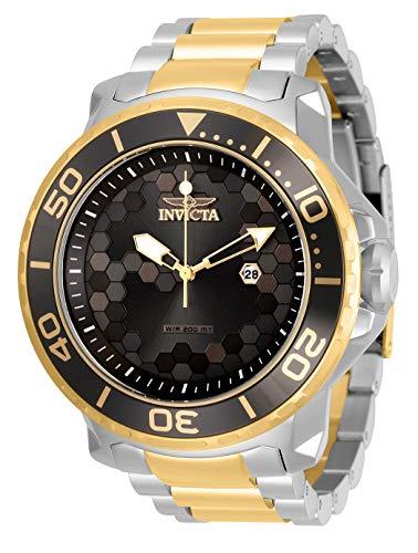 インヴィクタ インビクタ 腕時計 メンズ 【送料無料】Invicta Men's Pro Diver Quartz Watch with Stainless Steel Strap, Two Tone, 26 (Model: 30563)インヴィクタ インビクタ 腕時計 メンズ