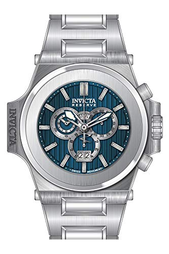 インヴィクタ インビクタ 腕時計 メンズ 【送料無料】Invicta Men's Reserve Quartz Watch with Stainless Steel Strap, Silver, 32 (Model: 31671)インヴィクタ インビクタ 腕時計 メンズ