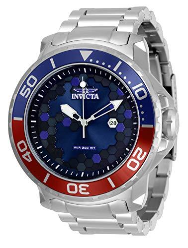 インヴィクタ インビクタ 腕時計 メンズ 【送料無料】Invicta Men's Pro Diver Quartz Watch with Stainless Steel Strap, Silver, 26 (Model: 30567)インヴィクタ インビクタ 腕時計 メンズ