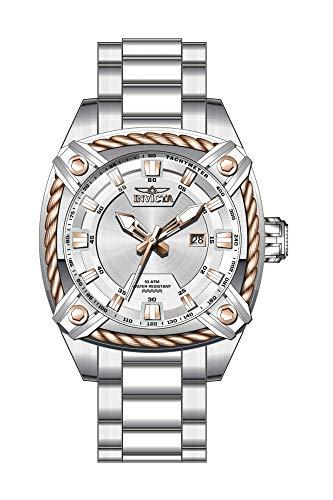 インヴィクタ インビクタ 腕時計 メンズ 【送料無料】Invicta Bolt Quartz Silver Dial Men's Watch 31387インヴィクタ インビクタ 腕時計 メンズ